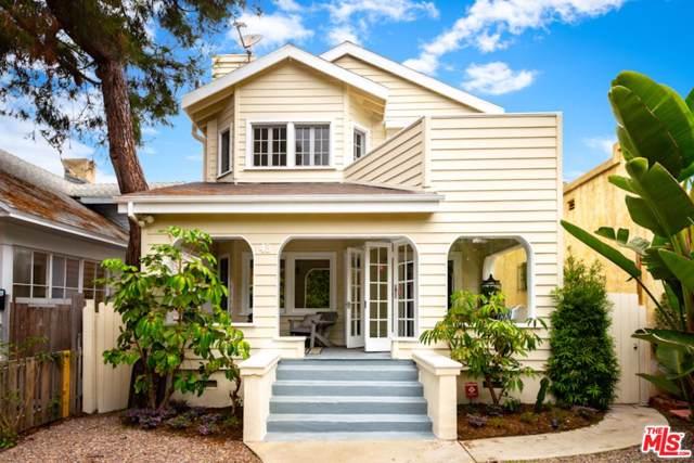 43 Park Avenue, Venice, CA 90291 (#19521232) :: Pacific Playa Realty