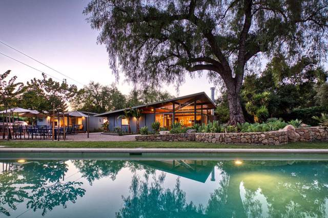 1320 Carne Road, Ojai, CA 93023 (#219013532) :: Lydia Gable Realty Group