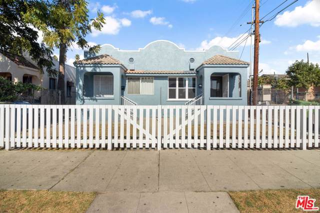 1015 W 57TH Street, Los Angeles (City), CA 90037 (#19528282) :: Pacific Playa Realty