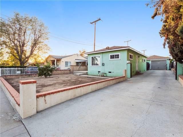1115 Orange Grove Avenue, San Fernando, CA 91340 (#SR19260806) :: Lydia Gable Realty Group