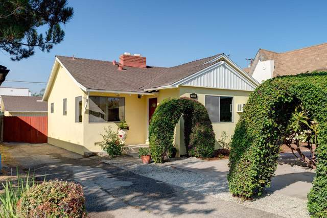 1525 S Fremont Avenue, Alhambra, CA 91803 (#819005139) :: The Agency