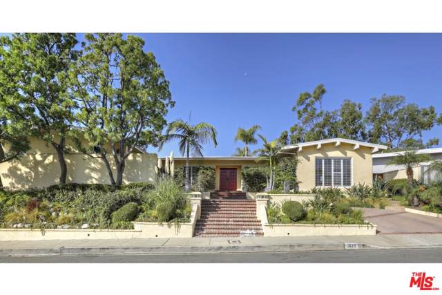 1629 Tower Grove Drive, Beverly Hills, CA 90210 (#19527432) :: Pacific Playa Realty