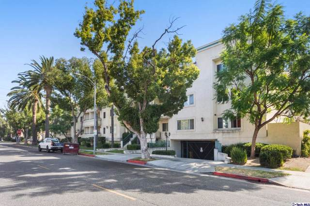 400 W California Avenue #302, Glendale, CA 91203 (#319004461) :: The Parsons Team