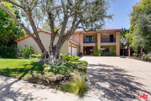 4419 Park Alisal, Calabasas, CA 91302 (#19528396) :: DSCVR Properties - Keller Williams