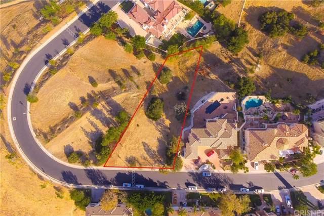 22547 S Summit Ridge Circle, Chatsworth, CA 91311 (#SR19261198) :: Randy Plaice and Associates