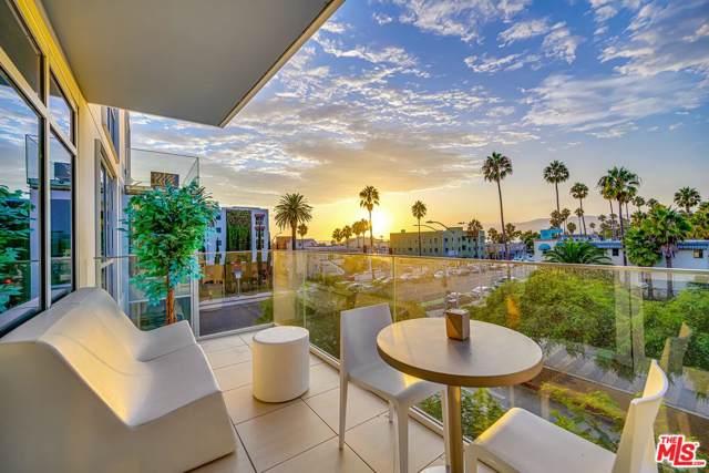 1705 Ocean Avenue #302, Santa Monica, CA 90401 (#19528548) :: Pacific Playa Realty
