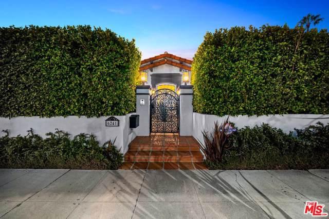 6241 Maryland Drive, Los Angeles (City), CA 90048 (#19528390) :: The Agency