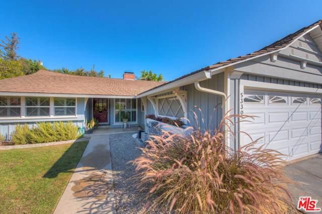 5330 Wortser Avenue, Sherman Oaks, CA 91401 (#19528006) :: Golden Palm Properties