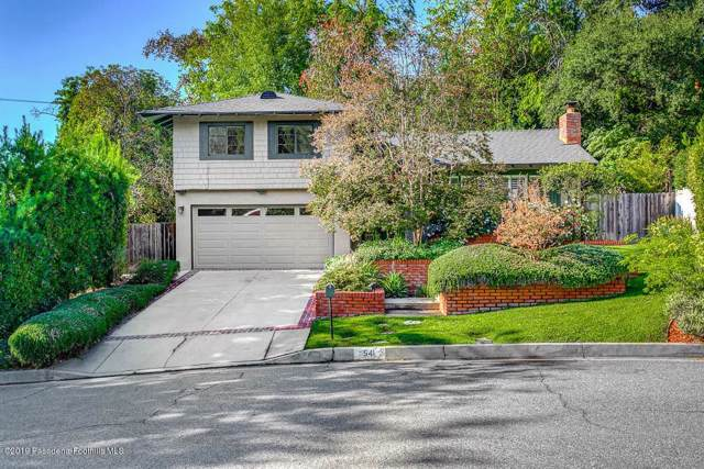 541 Foothill Avenue, Sierra Madre, CA 91024 (#819005153) :: The Parsons Team
