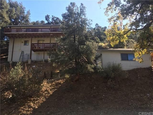 3933 Encino, Frazier Park, CA 93225 (#SR19261676) :: Randy Plaice and Associates