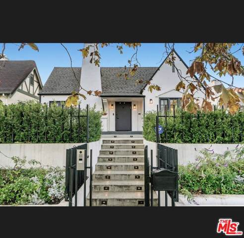 829 S Ogden Drive, Los Angeles (City), CA 90036 (#19528340) :: The Agency