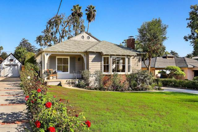 1242 N Chester Avenue, Pasadena, CA 91104 (#819005162) :: The Parsons Team