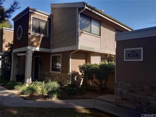 10760 Woodley Avenue #7, Granada Hills, CA 91344 (#SR19261027) :: Lydia Gable Realty Group