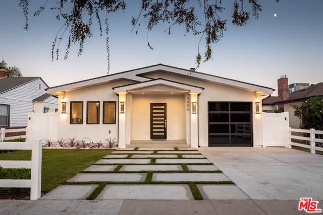 4950 Arcola Avenue, Toluca Lake, CA 91601 (MLS #19528880) :: Hacienda Agency Inc