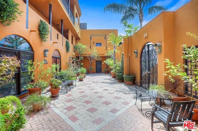 828 N Hudson Avenue #215, Los Angeles (City), CA 90038 (#19528856) :: The Agency