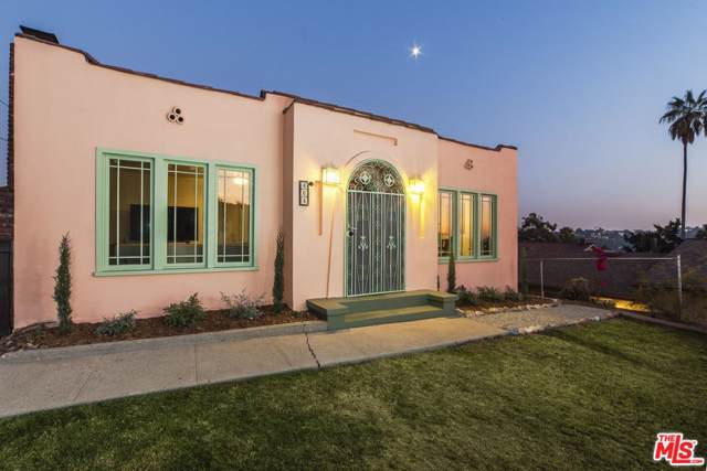 464 Lewis Street, Los Angeles (City), CA 90042 (#19528348) :: The Agency