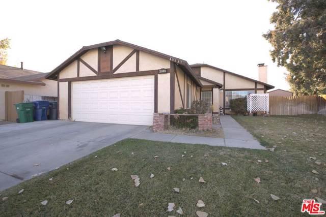 45337 Bison Circle, Lancaster, CA 93535 (MLS #19528984) :: Mark Wise | Bennion Deville Homes