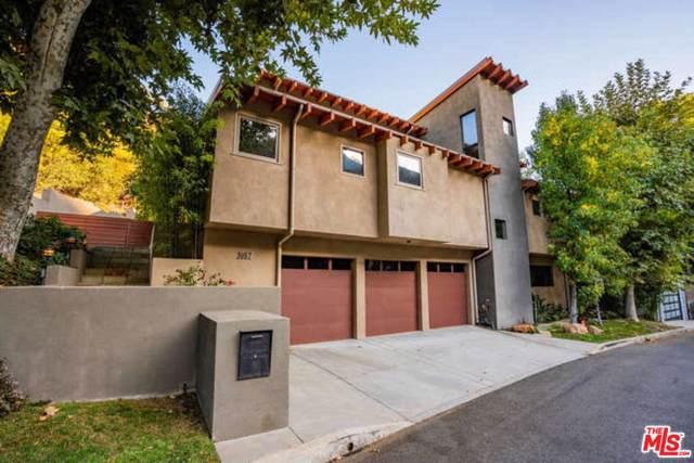 3682 Mandeville Canyon Road, Los Angeles (City), CA 90049 (#19524250) :: The Fineman Suarez Team