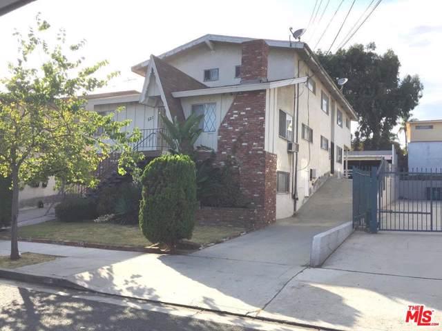 521 Evergreen Street, Inglewood, CA 90302 (#19528318) :: Pacific Playa Realty