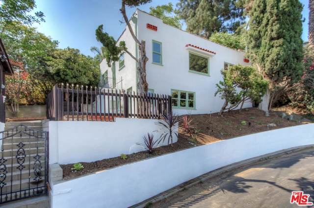 6155 Mount Angelus Drive, Los Angeles (City), CA 90042 (#19529020) :: The Agency