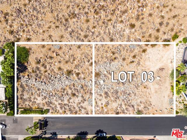 0 Rose, Palm Springs, CA 92262 (MLS #19528486) :: The John Jay Group - Bennion Deville Homes