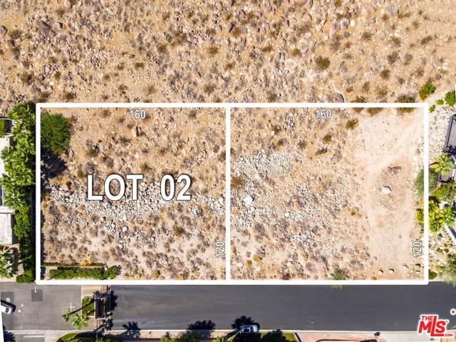 0 Rose Avenue, Palm Springs, CA 92262 (#19528474) :: The Pratt Group