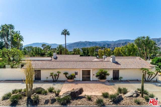 71051 Tamarisk Lane, Rancho Mirage, CA 92270 (MLS #19528576) :: The John Jay Group - Bennion Deville Homes
