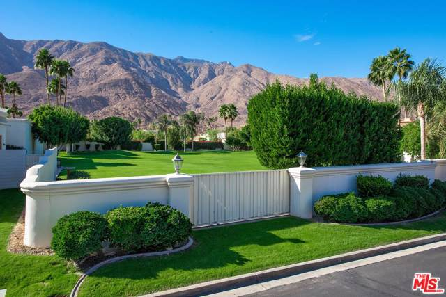 0 Via Lusso, Palm Springs, CA 92264 (MLS #19528490) :: The John Jay Group - Bennion Deville Homes