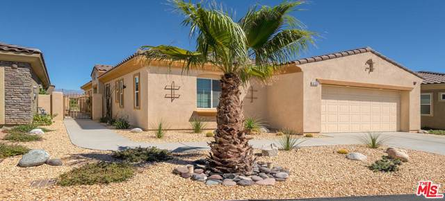 67332 Lakota Court, Cathedral City, CA 92234 (MLS #19528598) :: The John Jay Group - Bennion Deville Homes