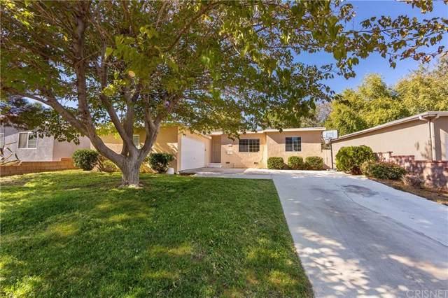 44145 Hardwood Avenue, Lancaster, CA 93534 (#SR19262433) :: The Agency