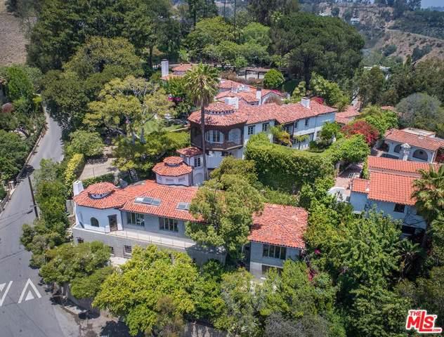 1500 Seabright Place, Beverly Hills, CA 90210 (#19529024) :: DSCVR Properties - Keller Williams