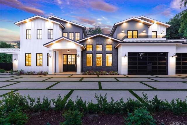 17070 Rancho Street, Encino, CA 91316 (#SR19255382) :: DSCVR Properties - Keller Williams