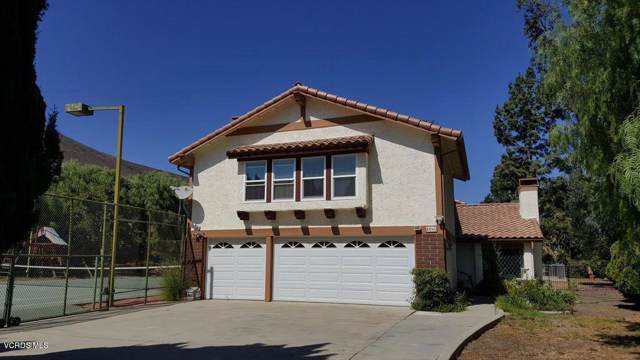 4066 Calle Mira Monte, Newbury Park, CA 91320 (#219013647) :: DSCVR Properties - Keller Williams