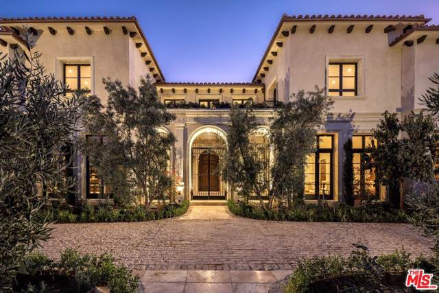 803 N Linden Drive, Beverly Hills, CA 90210 (#19528092) :: Pacific Playa Realty