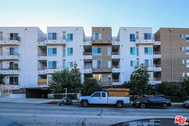 1101 S Harvard Boulevard #202, Boulevard, CA 90006 (#19529258) :: Pacific Playa Realty