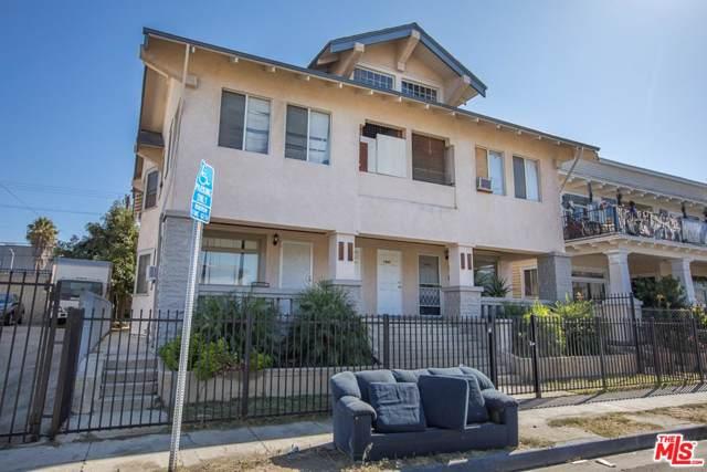 1400 S Westmoreland Avenue, Los Angeles (City), CA 90006 (#19529274) :: Pacific Playa Realty