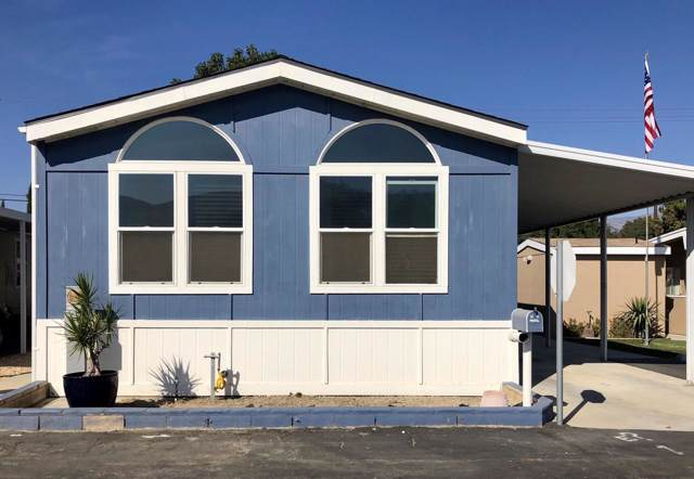 720 W Santa Maria Street #80, Santa Paula, CA 93060 (#219013663) :: Lydia Gable Realty Group