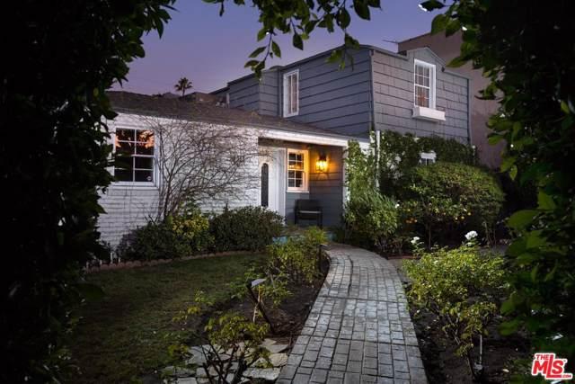 560 N Croft Avenue, West Hollywood, CA 90048 (#19529238) :: The Agency