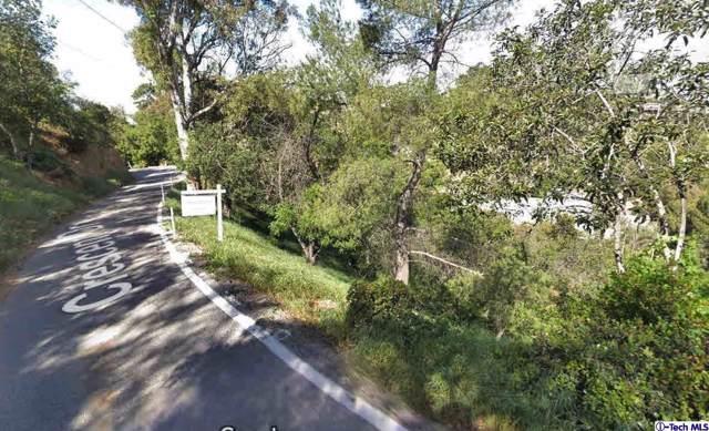 9037 W Crescent Drive, Hollywood Hills, CA 90046 (#319004495) :: Randy Plaice and Associates