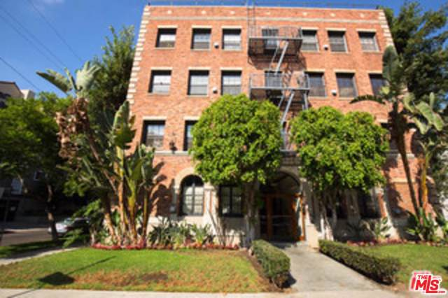 361 S Detroit Street #204, Los Angeles (City), CA 90036 (#19529352) :: The Agency