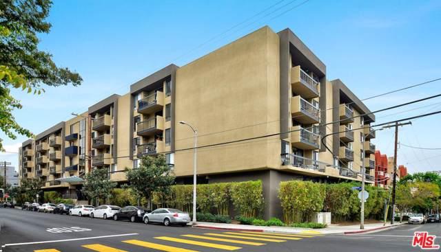 7320 Hawthorn Avenue #213, Los Angeles (City), CA 90046 (#19529114) :: The Agency