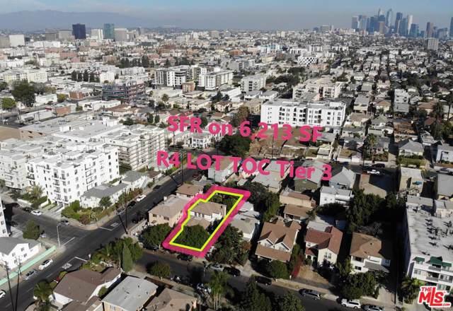 1106 S Serrano Avenue, Los Angeles (City), CA 90006 (#19529378) :: Pacific Playa Realty