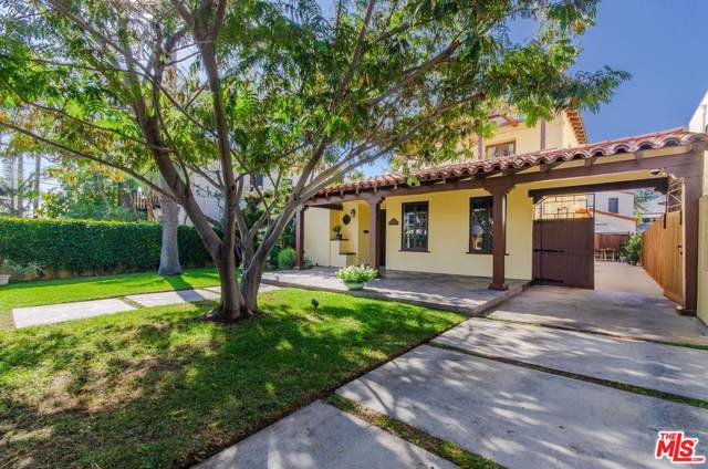 1253 S Stanley Avenue, Los Angeles (City), CA 90019 (#19529324) :: The Agency