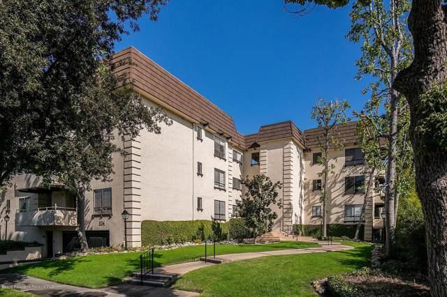 534 S Oak Knoll Avenue #205, Pasadena, CA 91101 (#819005182) :: The Parsons Team