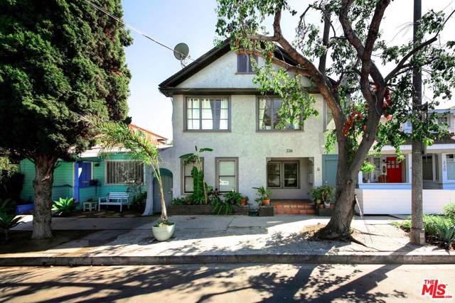 235 Horizon Avenue, Venice, CA 90291 (#19529434) :: Pacific Playa Realty