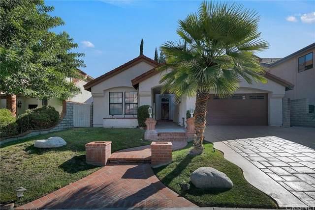 25378 Irving Lane, Stevenson Ranch, CA 91381 (#SR19260452) :: Randy Plaice and Associates