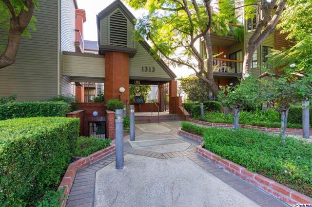 1313 Valley View Road #109, Glendale, CA 91202 (#319004499) :: The Parsons Team