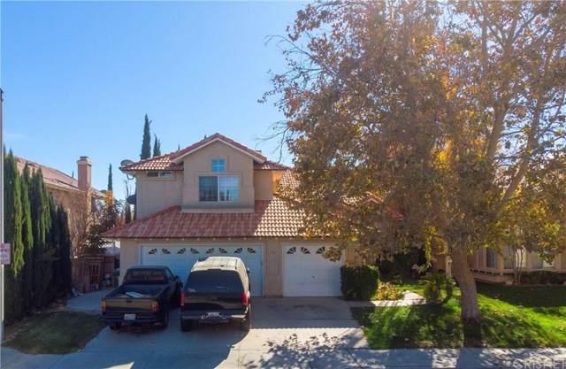 3028 Caruso Lane, Lancaster, CA 93536 (#SR19263420) :: Golden Palm Properties