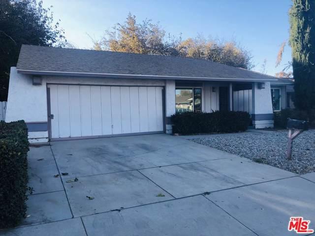 44119 Rodin Avenue, Lancaster, CA 93535 (MLS #19529590) :: Mark Wise | Bennion Deville Homes