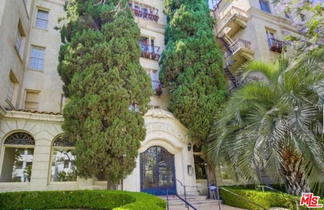 109 N Sycamore Avenue #501, Los Angeles (City), CA 90036 (#19529604) :: The Agency